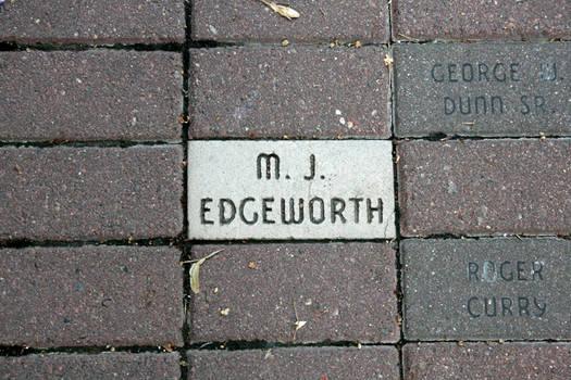EDGEWORTH EXISTS