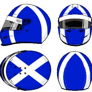 David Coulthard Helmet 1 by YuusukeOnodera