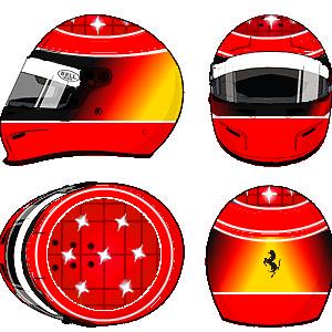 Michael Schumacher  Helmet 4 by YuusukeOnodera
