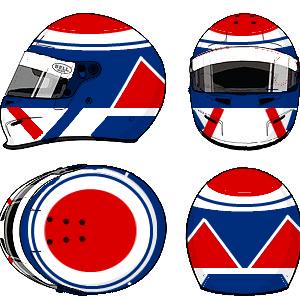 Jos Verstappen Helmet by YuusukeOnodera