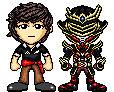 Dark Yamato/Kamen Rider Dark Gekiryu
