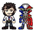 Kamen Rider Sabre