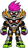 Kamen Rider Ex-Aid Lv.99 Maximum Gamer