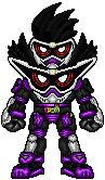 Kamen Rider Genm Lv. Billion Maximum Gamer