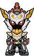 Kamen Rider True Brave Lv.50 Legacy Gamer