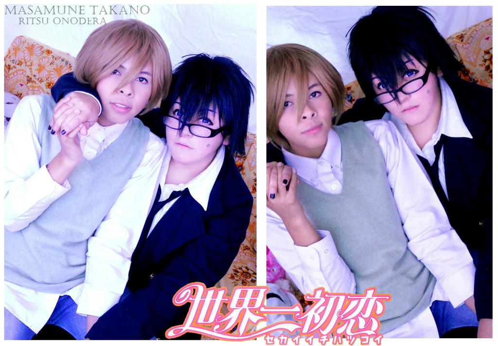 Sekaiichi - Esto no es amor by FanychanCosplay