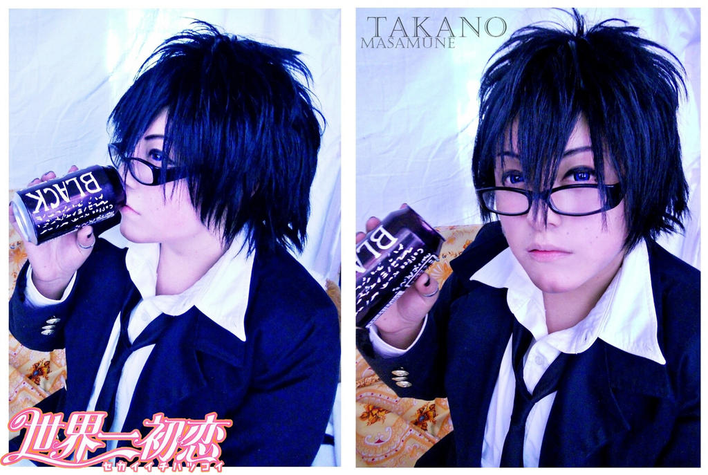Takano - Black Coffee by FanychanCosplay