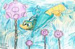 Perry To Swim