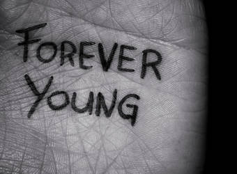 young forever by kishui