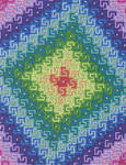Swirly Vortex of Rainbows