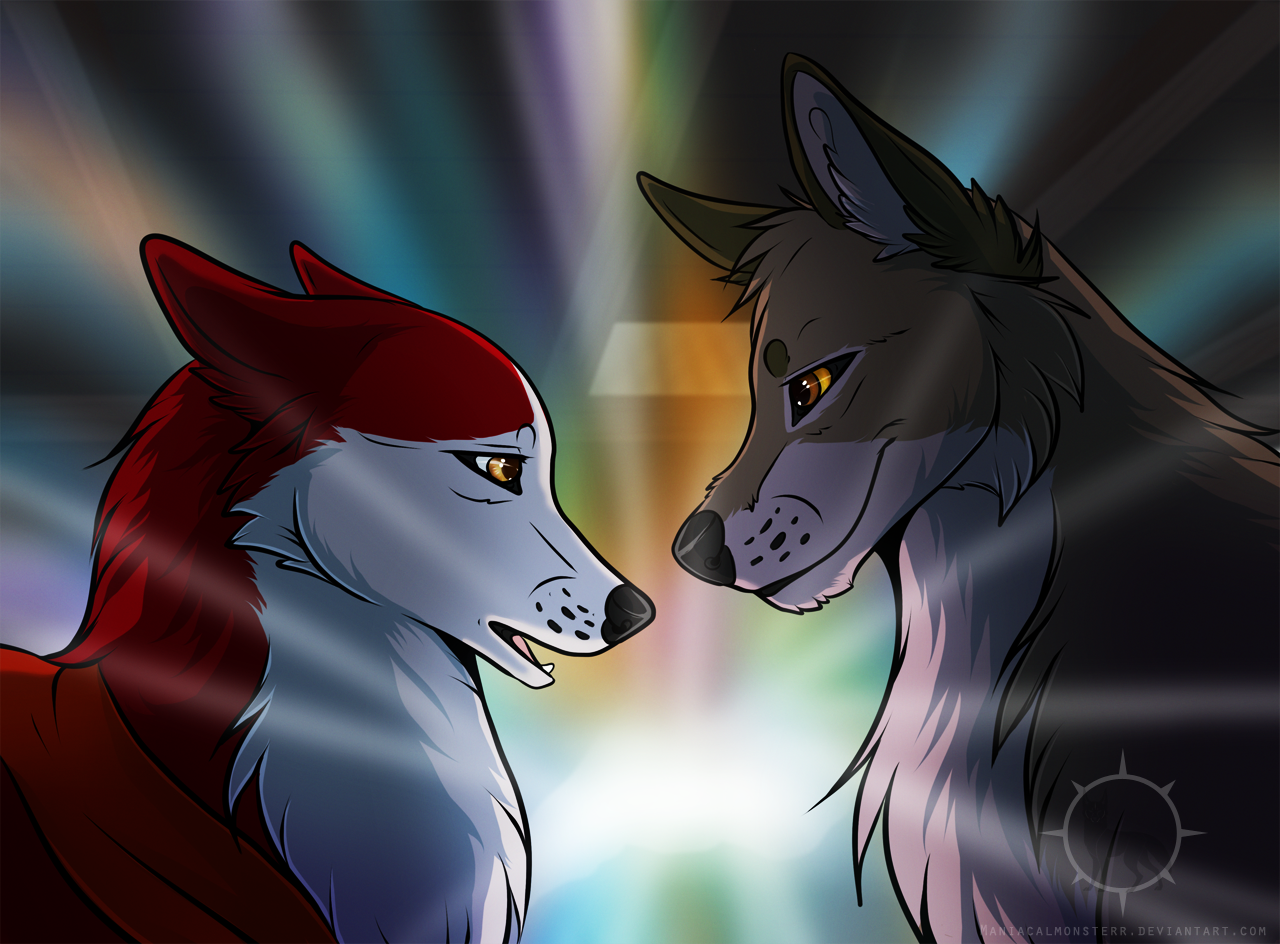 Northern Lights by ManiacalMonsterr