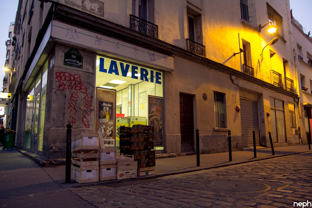 Laverie by Nephotography