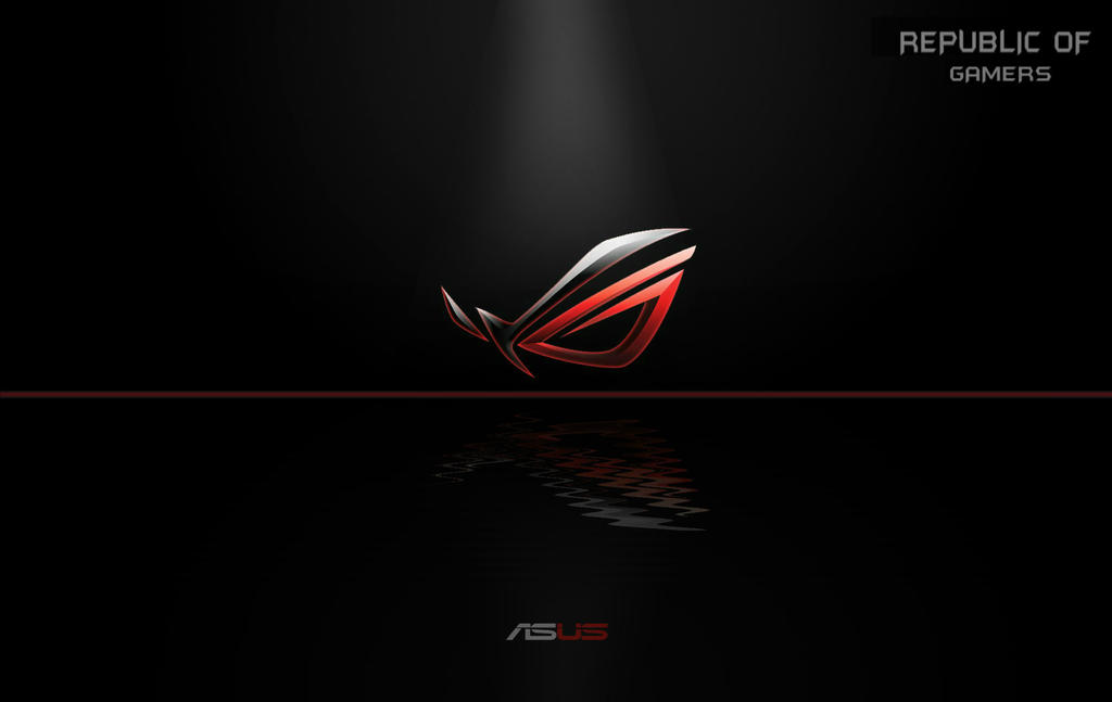 Rog Hd Wallpaper For ASUS By Macboy1 On DeviantArt