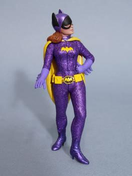 Batgirl TV Paint 3