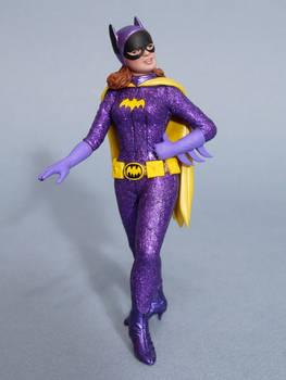 Batgirl TV Paint 2