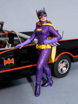 Batgirl TV Paint 1