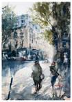 Les rues de paris XVIII