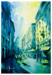 Speed Painting Vienna 17-003