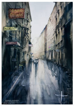 [Speedpainting Video] Vienna 17-008