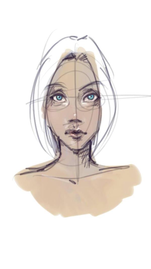 sketch by jozue87