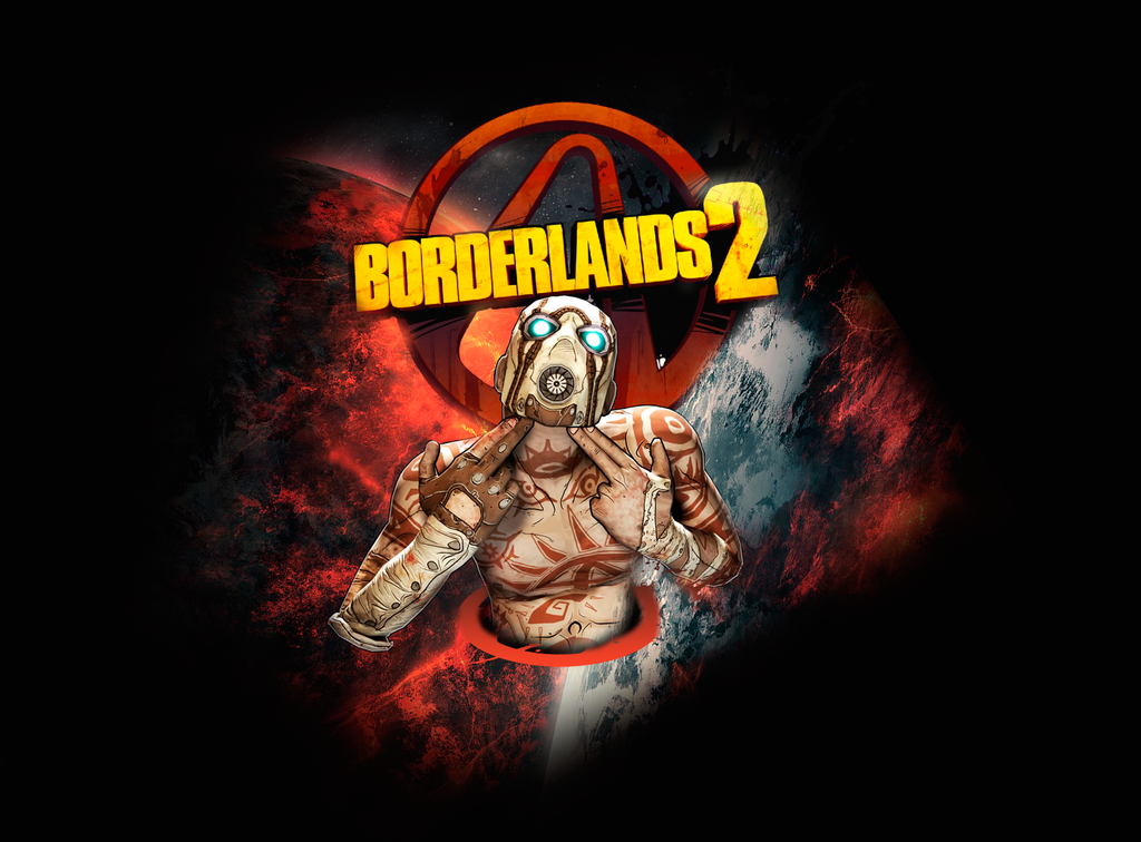 Borderlands-2-wallpaper By DavidLandin On DeviantArt