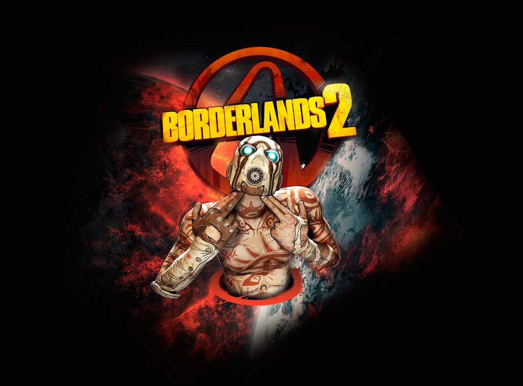 Borderlands-2-wallpaper by DavidLandin on DeviantArt Borderlands Lan No Matches Found