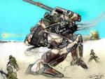 Gear Jammer - Heavy