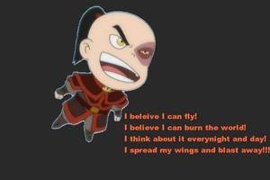 Flying Zuzu by PunkPrincess013