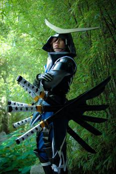 Basara: The One-Eyed Dragon