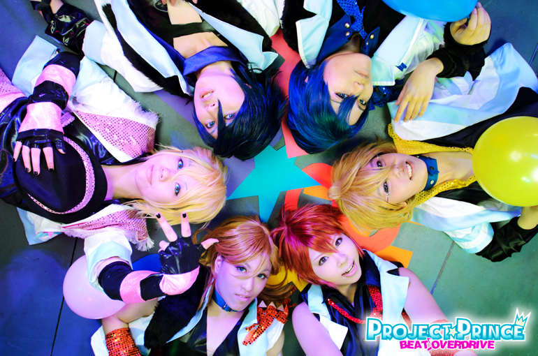 Welcome to Utapuri World! by christie-cosplay