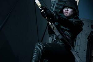 Arrow - Vigilante