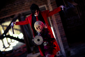 HELLSING: SEARCH AND DESTROY by christie-cosplay