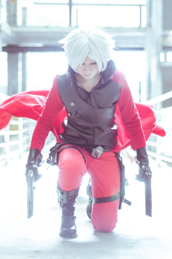 Devil May Cry 2: Son of Sparda by christie-cosplay