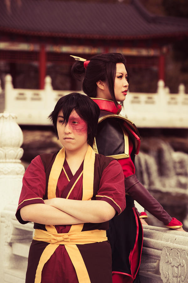 Avatar: TLA - Fire Nation by christie-cosplay