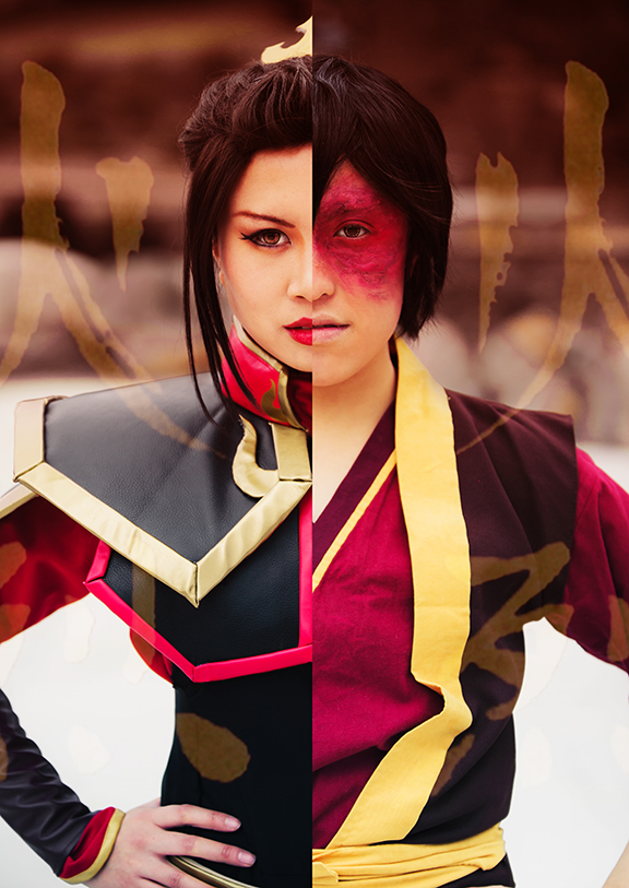 Avatar: TLA - Fire Nation2 by christie-cosplay