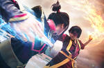 Avatar: TLA - Final Agni Kai 01