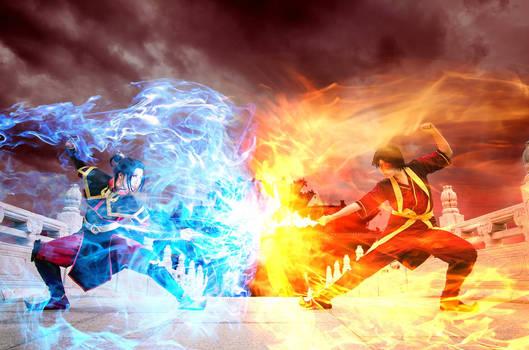 Avatar: TLA - Final Agni Kai 02