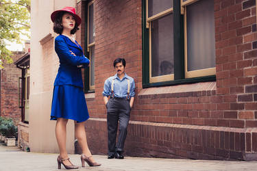 MARVEL AGENT CARTER: 02 by christie-cosplay