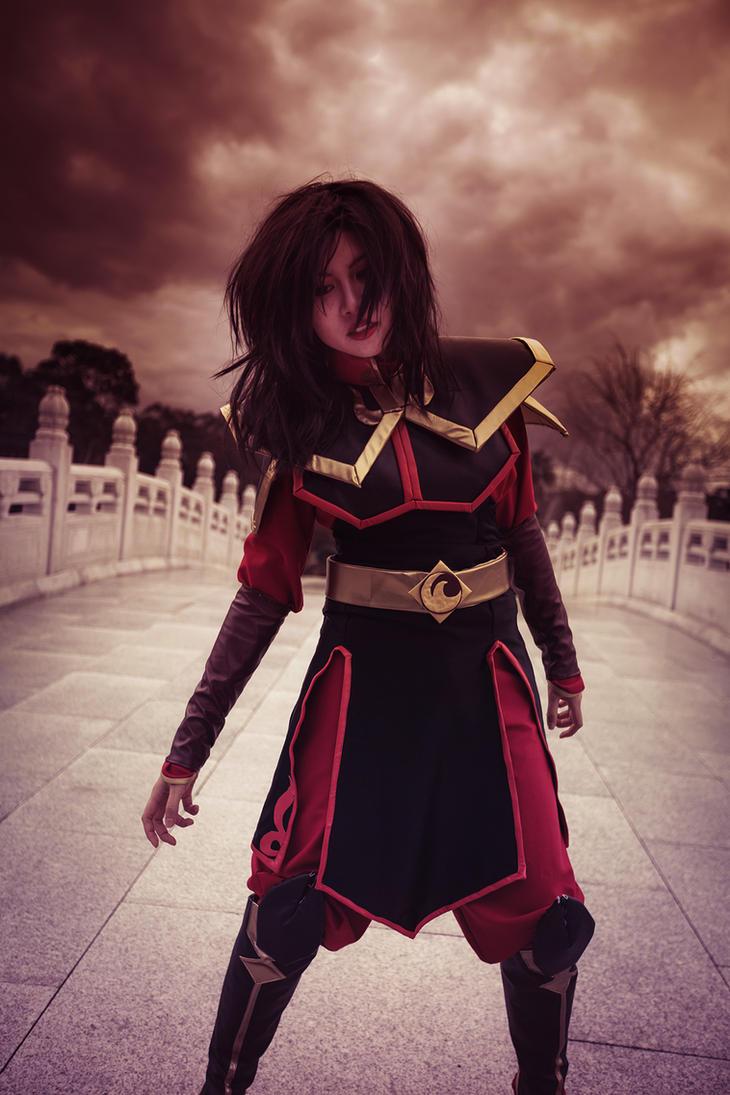 Avatar: TLA - Final Agni Kai 03 by christie-cosplay