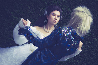 LABYRINTH: As the world falls down 2 by christie-cosplay