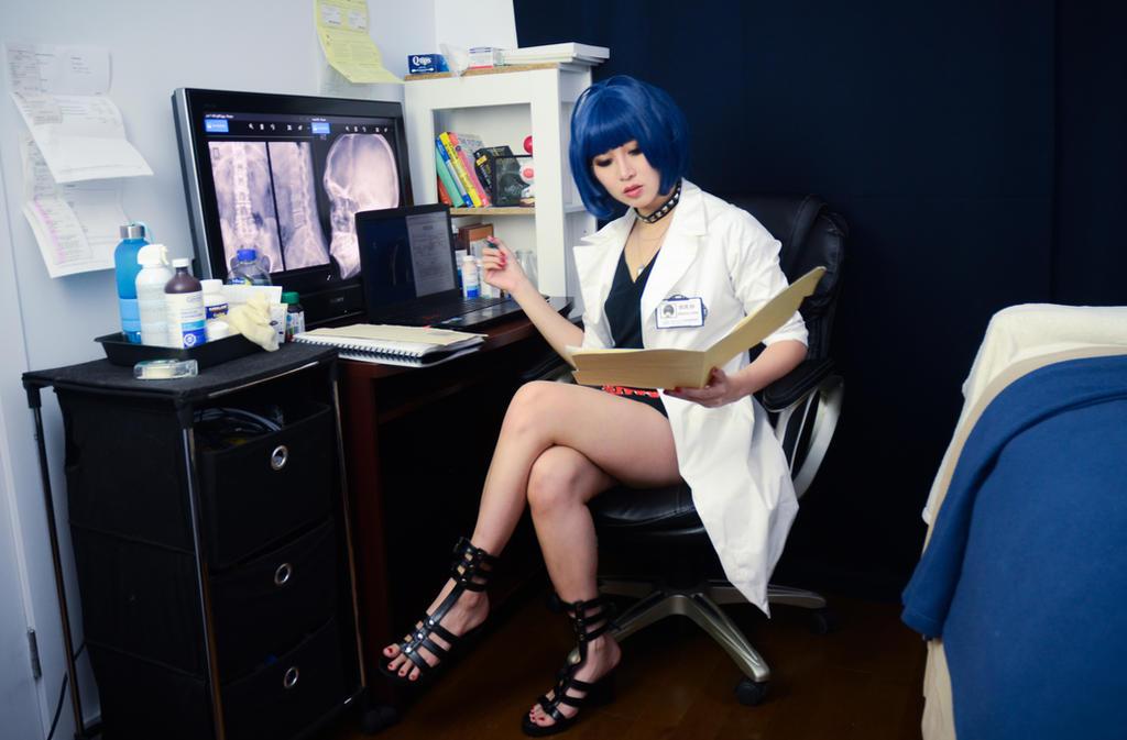 P5: Tae Takemi 01 by christie-cosplay