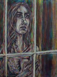 Jenna Kellen Study by lamPkin