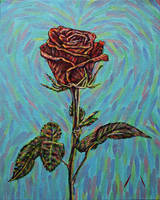 Rose by lamPkin
