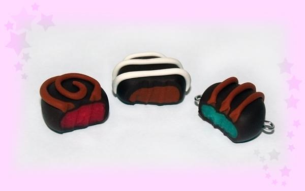 Chocolate Charms by koshadesing