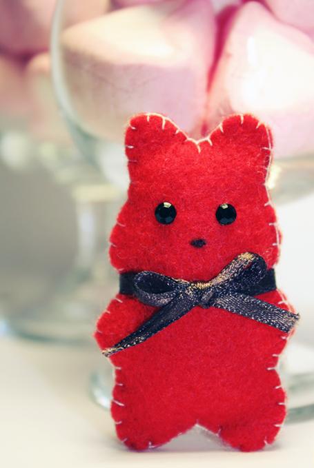 Red Bunny by koshadesing