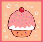 Kawaii Cupcake