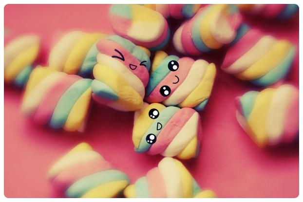 Colorful Marshmallow by koshadesing
