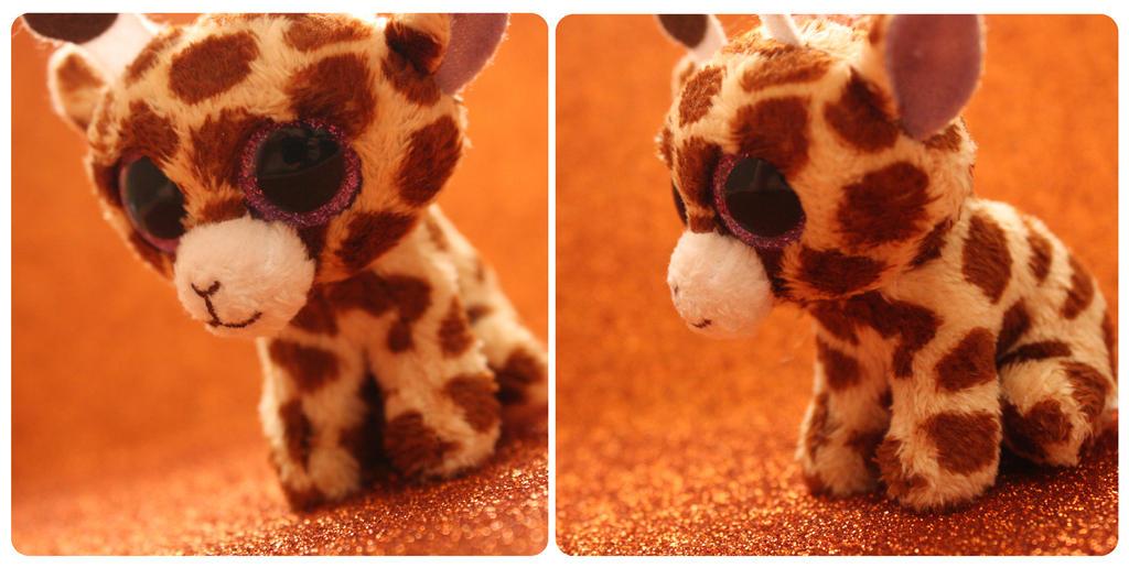 Giraffe Doll by koshadesing