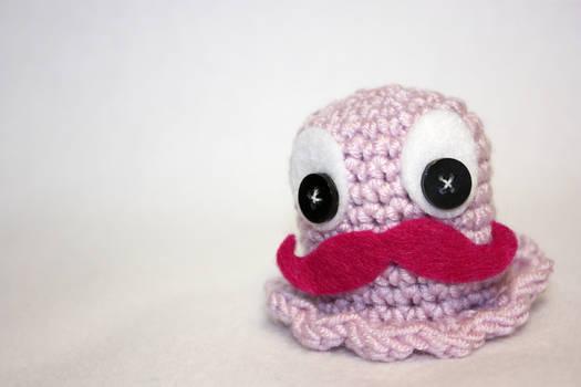 Mustache Monster