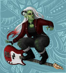 Groovin' by Sinister-Crutch